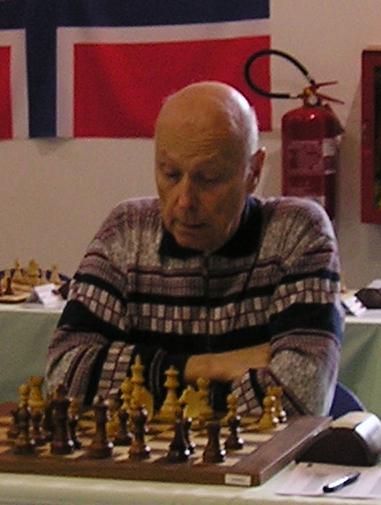 Janis Klovans, secondo classificato