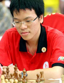 Il 18enne GM vietnamita Le Quang Liem
