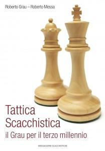 Tattica scacchistica cover