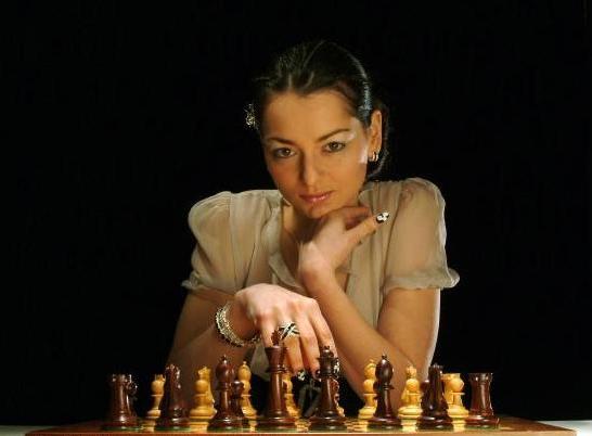 La GM russa Alexandra Kosteniuk