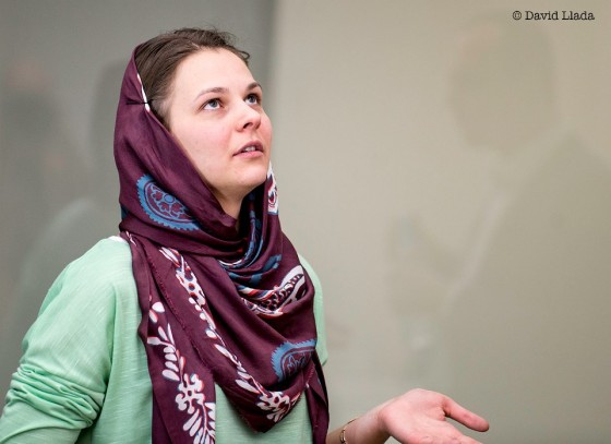 Anna Muzychuk UKRAINE