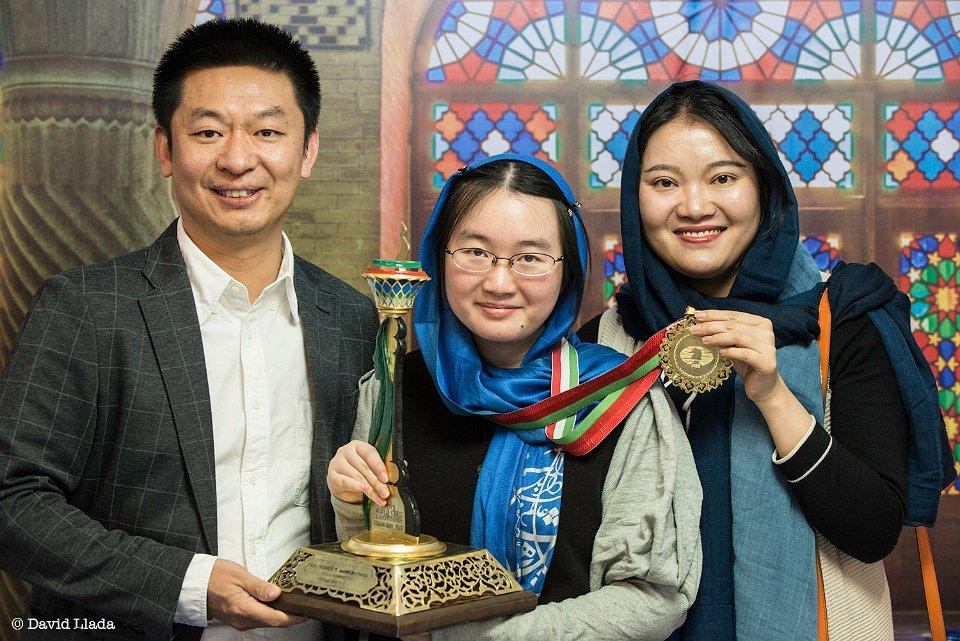 Tan Zhongyi Cindy Li Yu Shaoteng