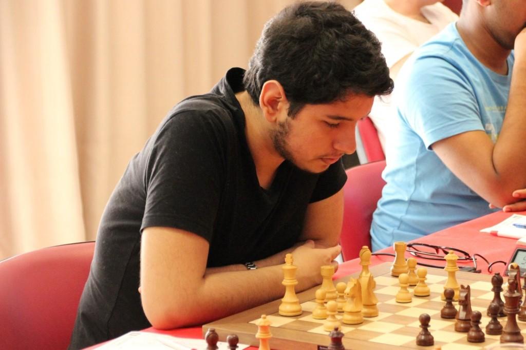 Jose Eduardo Martinez Alcantara (foto M. Bifulco)